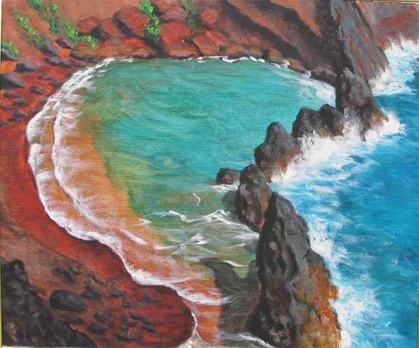Copperlove Com Original Paintings Of Big Bend